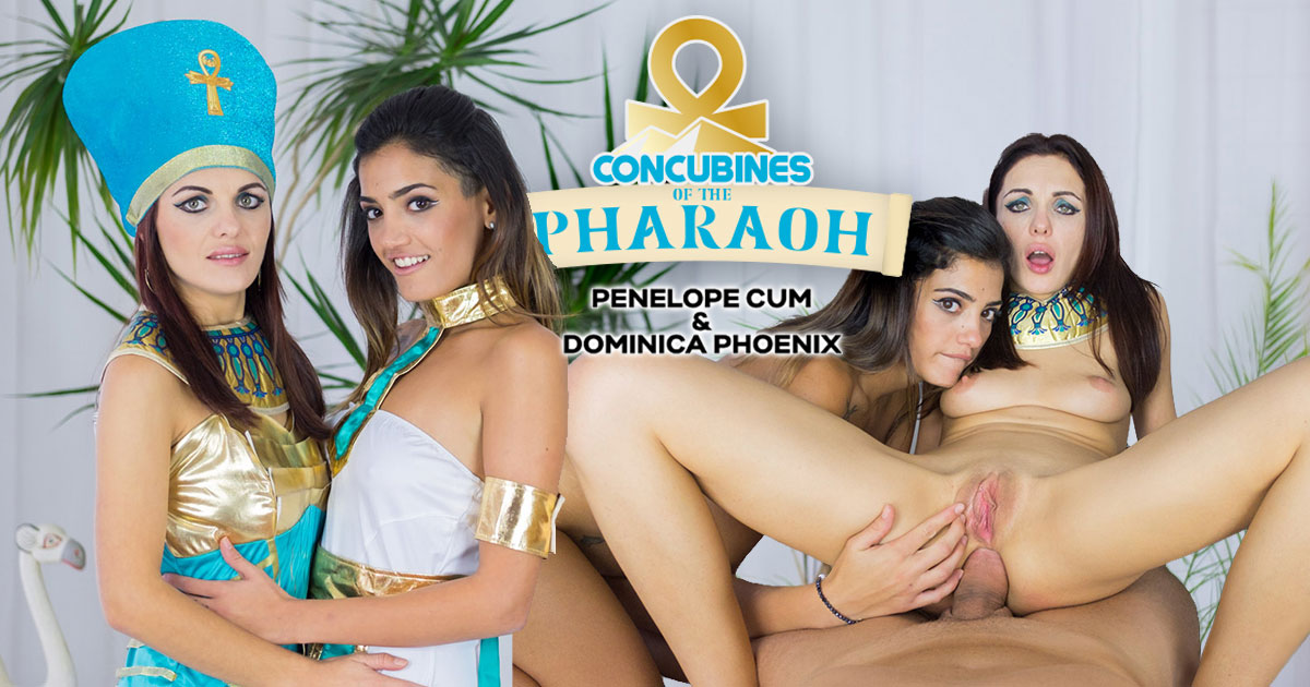 Concubines of the Pharaoh