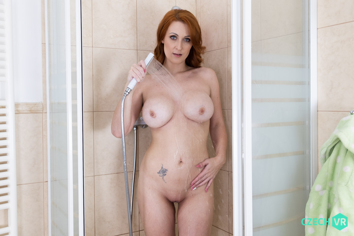Fucking My Red Head Neighbor